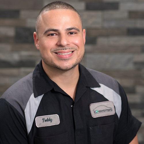 Teddy Canizares, Contiental Imports European Auto Repair, Gainesville, Fl